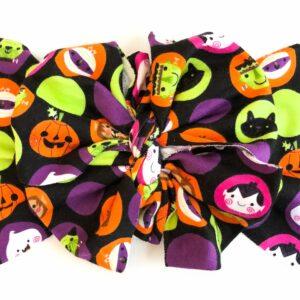 Halloweentown Messy Bow Headwrap