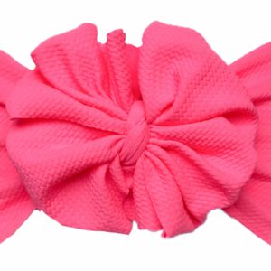 Party Punch Messy Bow Headwrap