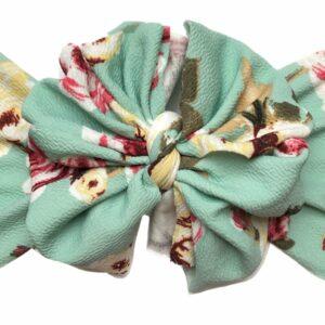 Mint Julep Messy Bow Headwrap