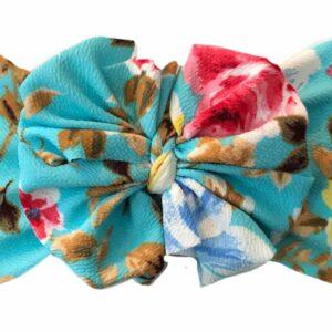 Hawaiian Delight Messy Bow Headwrap